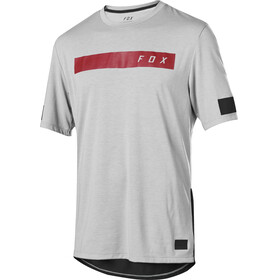 Fox Ranger Dri-Release Bar Bike Jersey Shortsleeve Men grey